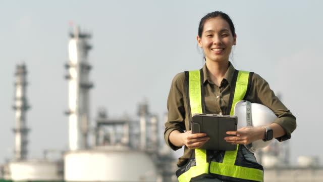 Oil Rigs Employee